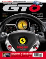 GTO Magazine sidekick